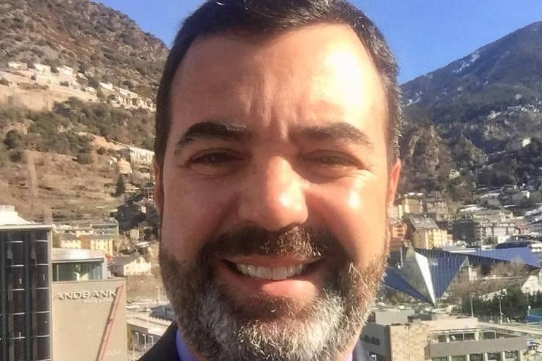 O economista Ricardo Braga, novo secretário especial da cultura do Ministério da Cidadania