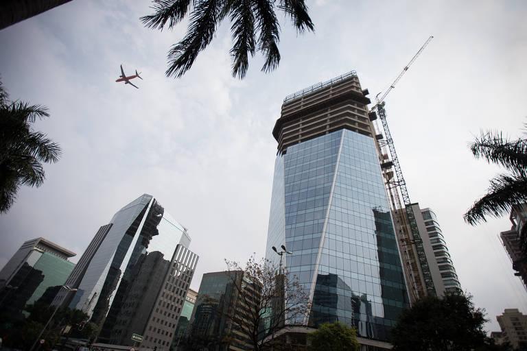 Itaim Bibi registrou aumento de construções que equivale a 165 Pacaembus