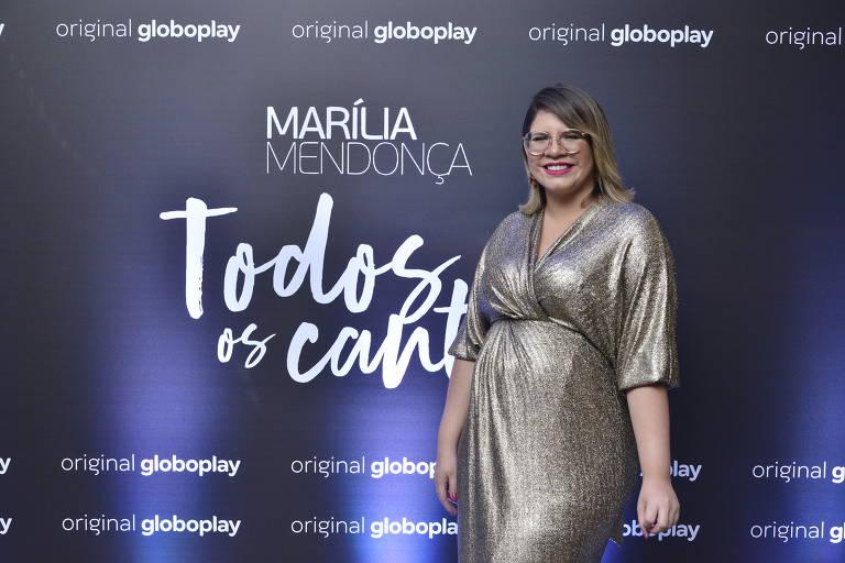 Imagens da cantora Marília Mendonça