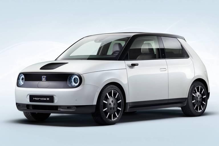 Honda mostra versão final de hatch elétrico
