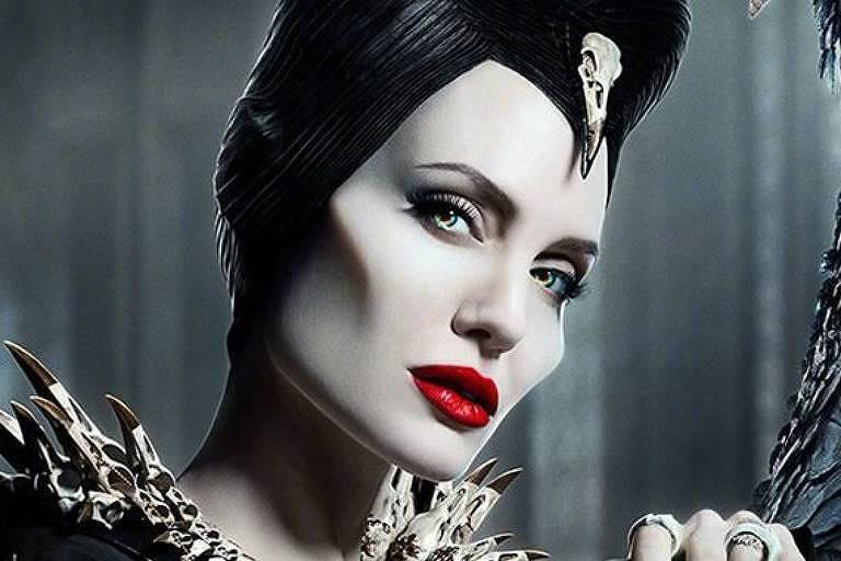Angelina Jolie diz que Malévola é seu alter ego