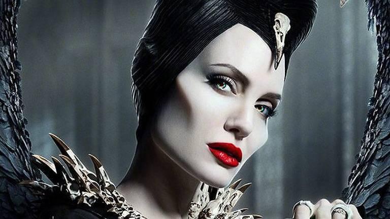 Angelina Jolie em Malévola 2