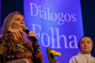 DIÁLOGOS FOLHA - HAEMIN SUNIM E BRUNA LOMBARDI