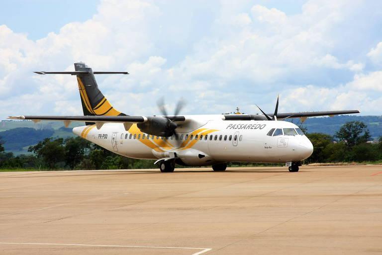 Passaredo e MAP terão voos em Congonhas para 7 cidades de 4 estados
