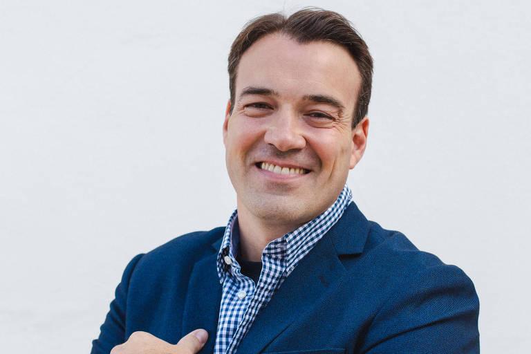 """Fabio Rodrigues, autor do livro """"Na Dúvida, Não Empreenda!"""""""