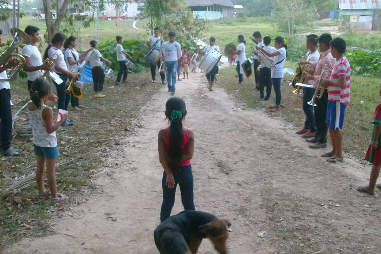 A terra indígena Takana II e a Igreja Católica