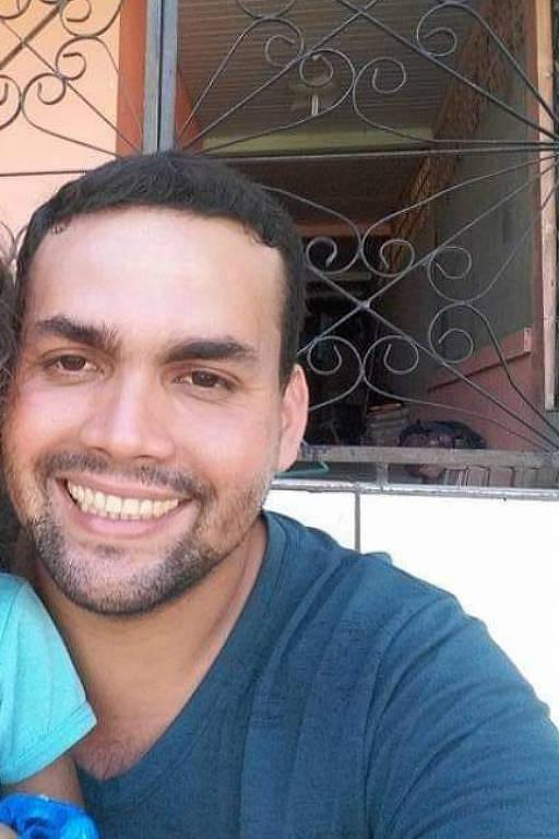 O colaborador da Funai Maxciel Pereira dos Santos, assassinado a tiros nesta sexta (6) no Amazonas