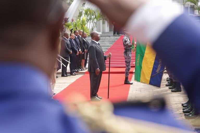 Gabão celebra Dia da Independência