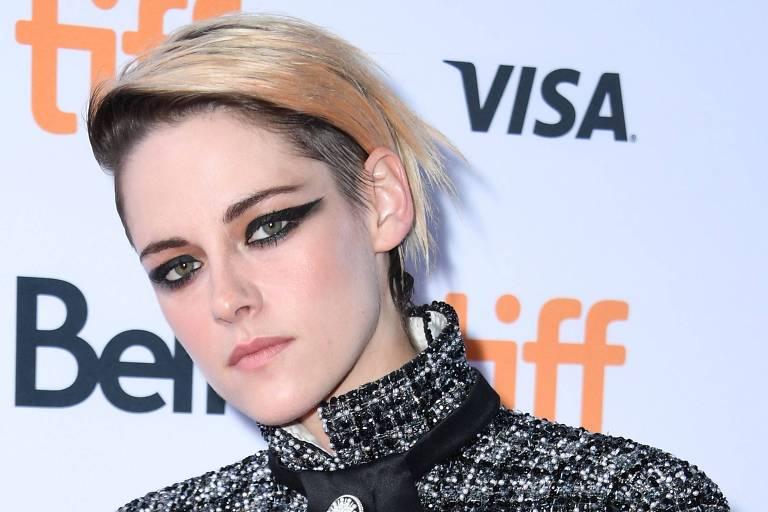 """Actress Kristen Stewart comparece à exibição especial de """"Seberg"""" durante o Festival Internacional de Cinema de Toronto 2019"""