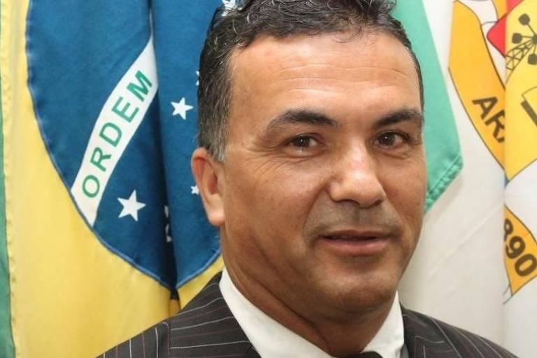 Vereador Ciraldo Fernandes da Silva (DEM)