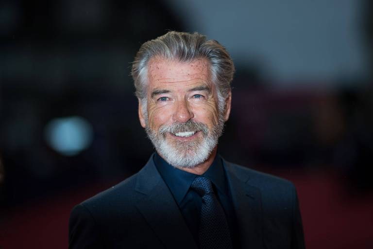 F5 - Cinema e Séries - Pierce Brosnan, ex-James Bond ...