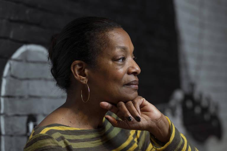 A advogada americana Patrícia Sellers, especializada em casos de violência sexual durante guerras