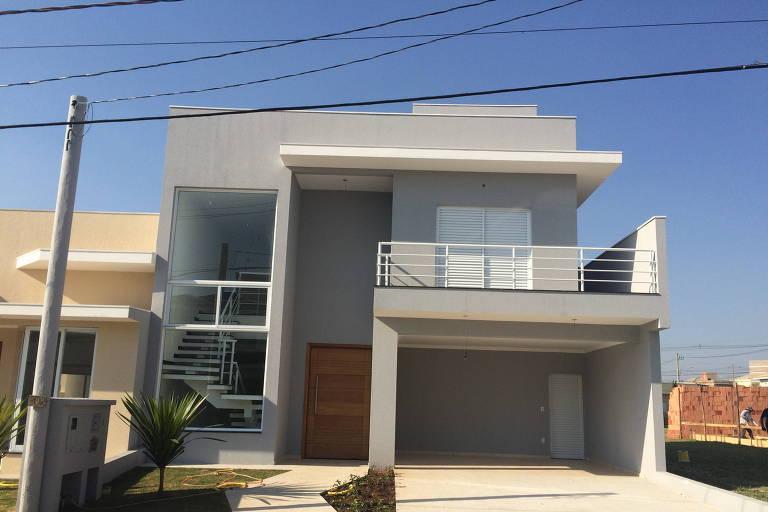 Casa da empresa de Hugo Berni em condomínio de Sorocaba