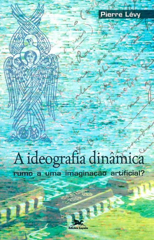 Capa do livro de Pierre Lévy