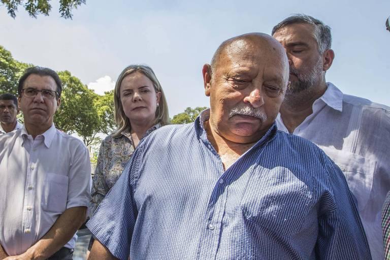 Frei Chico, sindicalista e irmão de Lula
