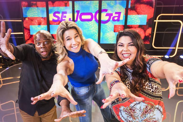 Érico Brás, Fernanda Gentil e Fabiana Karla comandam novo programa nas tardes da Globo