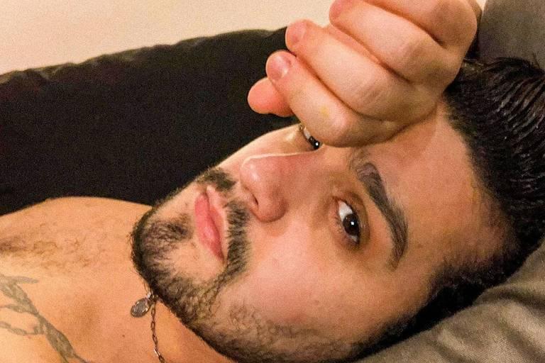 Imagens do cantor Luan Santana