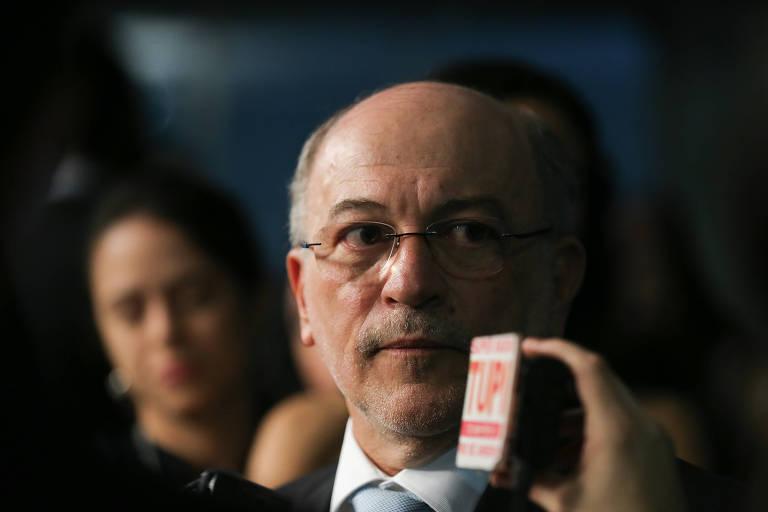 O ministro do TCU Aroldo Cedraz