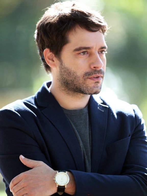 Imagens do ator Guilherme Winter
