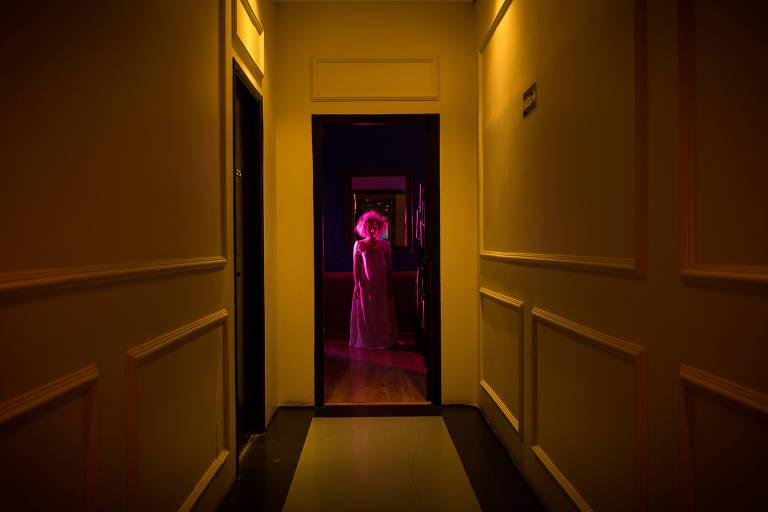 Escape Hotel tem salas assustadoras