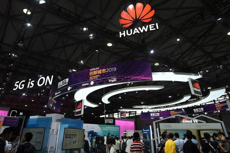 EUA resistem como podem às gigantes chinesas de tecnologia