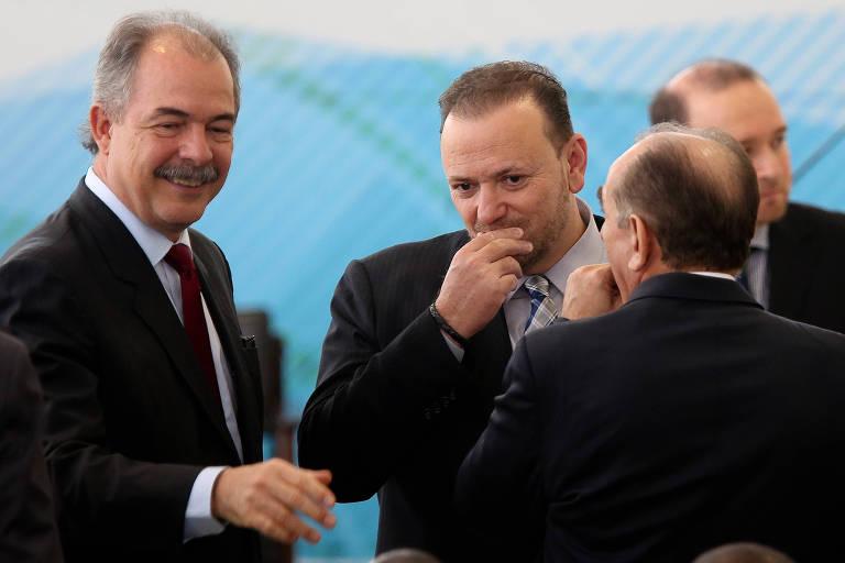 Justiça eleitoral arquiva inquérito contra Mercadante e Edinho Silva