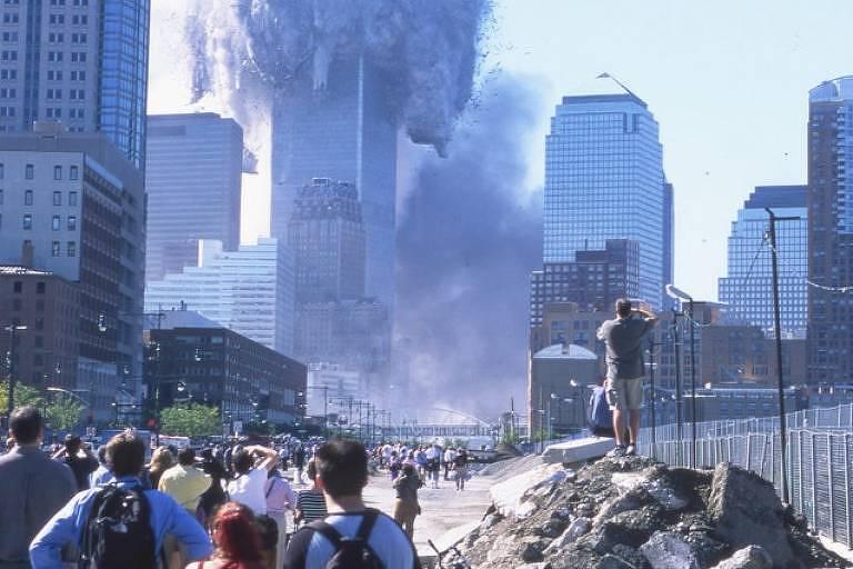 A Quatro Quadras das Torres: O 11 de Setembro em Stuyvesant hbo divulgação