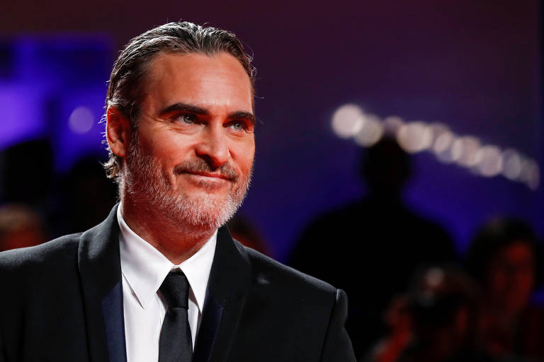 "Joaquin Phoenix na estreia de ""Coringa"" no Toronto International Film Festival (TIFF)"