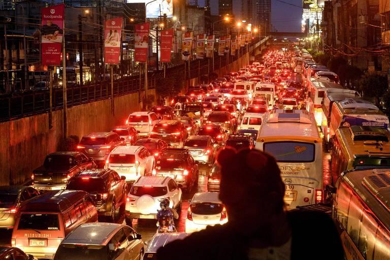 Cidades para carros, cidades do passado