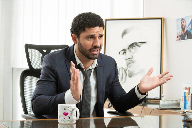 O deputado federal David Miranda (PSOL-RJ)