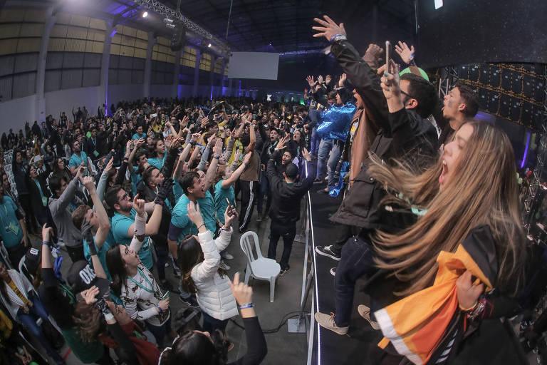 ENEJ 2019 reuniu mais de 5 mil estudantes de todo o país na cidade de Gramado (RS)
