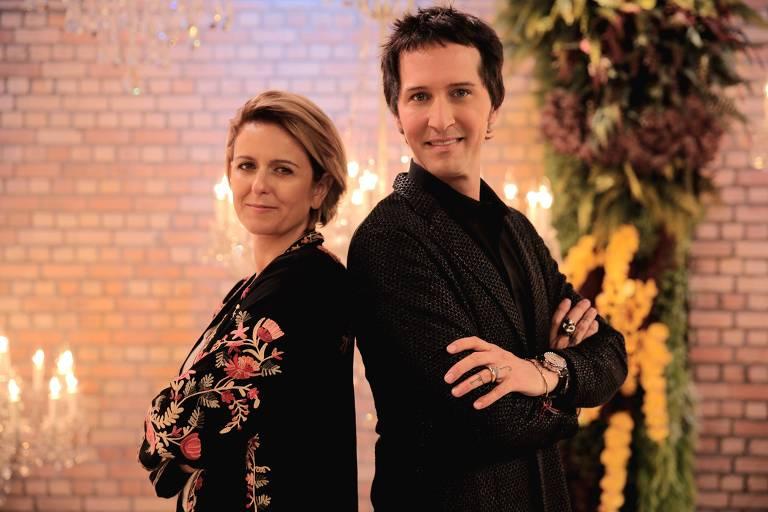 Emprestado do SBT, Arlindo Grund estreia série com noivas no Discovery: 'Chorei muito'