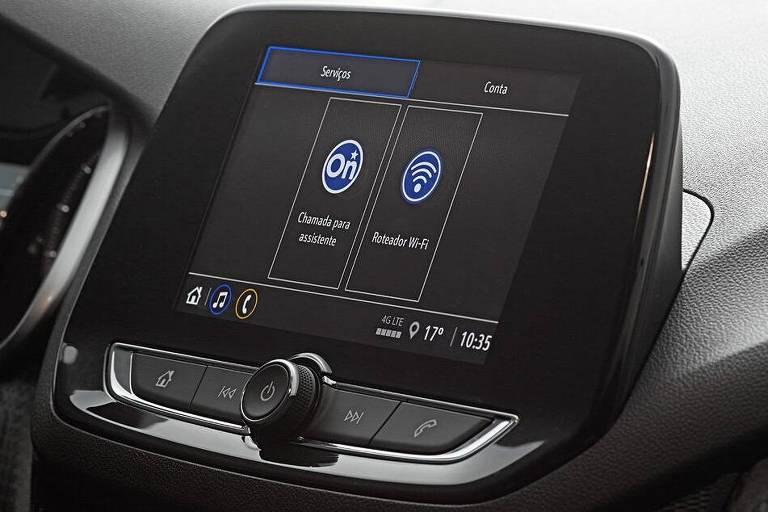 Chevrolet apresenta a nova geração do Onix