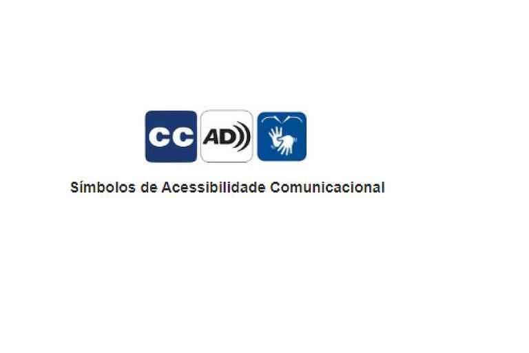 Símbolos acessibilidade