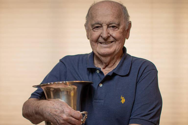 Rubens Minelli foi quatro vezes campeão brasileiro entre os anos 1960 e 1970