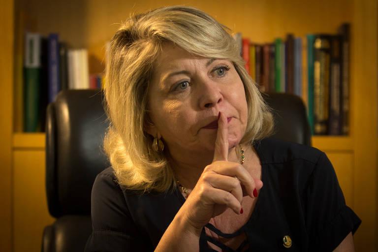 Juíza Selma Arruda, que teve o mandato cassado