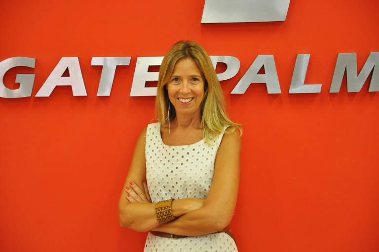 Paula Tommasini, diretora de comunicação e mídia da Colgate