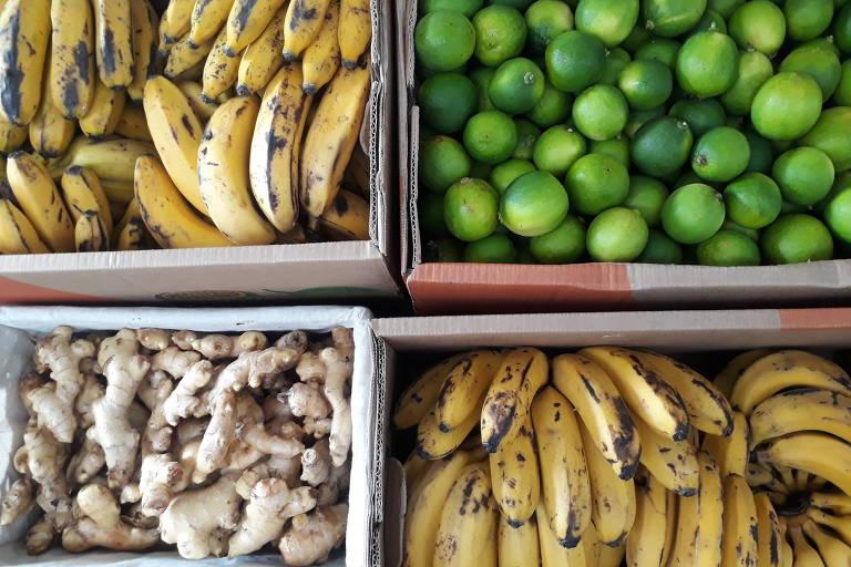 Alimentação saudável na periferia