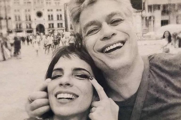 Maria Ribeiro e Fábio Assunção