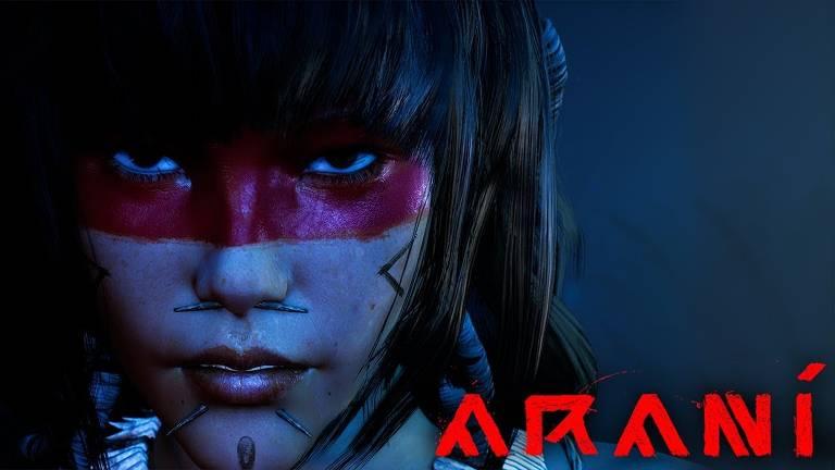 'Araní', jogo desenvolvido pelo estúdio recifense Diorama Digital