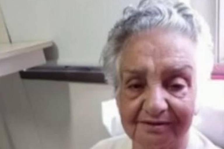 Maria Alice Teixeira da Costa, 75, vítima do incêndio no Hospital Badim, no Rio