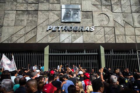 Gabinete de Segurança Institucional monitora risco de greve na Petrobras