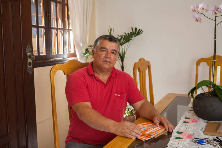 """Ari Antonio Rocha Fernandes está aguardando o benefício desde 15 de setembro de 2018; há sete meses, ele apresentou documentos extras ao INSS"""""""