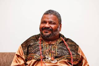 Arlindo Cruz na 14� edi��o do Trof�u Ra�a Negra em S�o Paulo