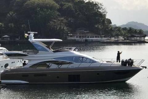 Dono de lancha e helicóptero, chefe do PCC foi preso por hobby de luxo
