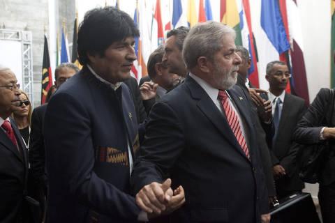 OAS afirma que assumiu obra deficitária na Bolívia por exigência de Lula