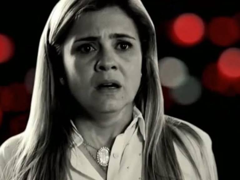 Carminha, personagem de Adriana Esteves em 'Avenida Brasil'