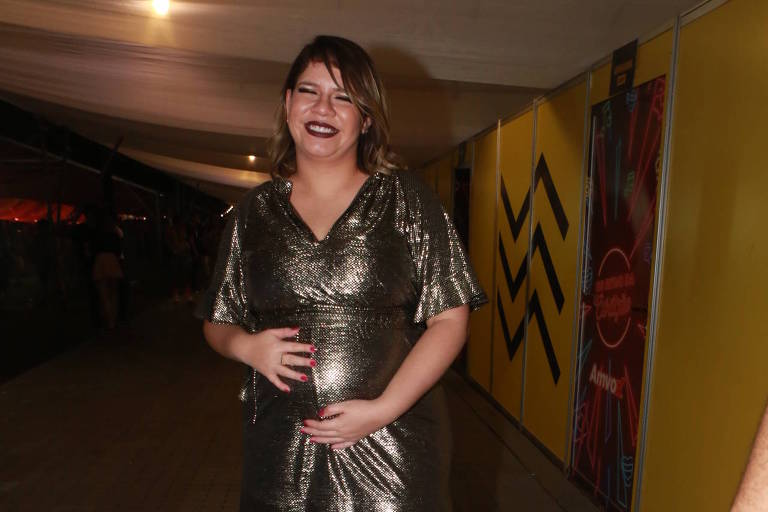 Marília Mendonça no Salvador Fest 2019