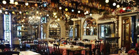 Famiglia Mancini - Restaurante -Salão Central
