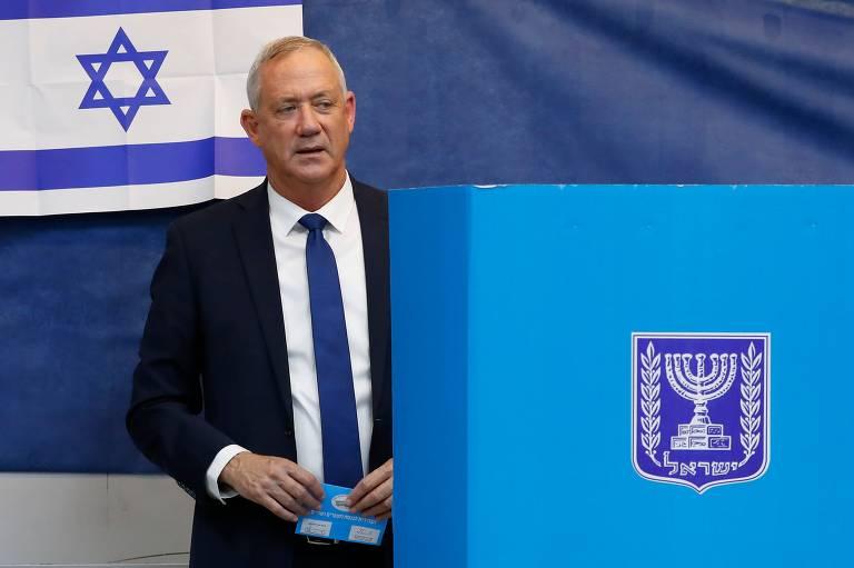 Veja imagens da segunda eleição geral do ano em Israel